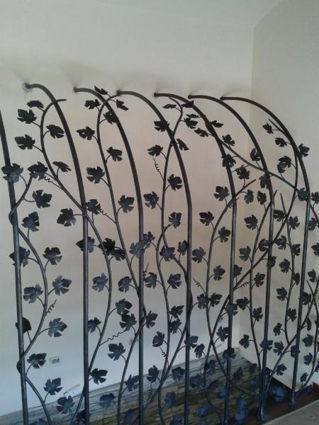 Decorazioni in ferro battuto mod 1 valmeccanica for Decorazioni in ferro battuto