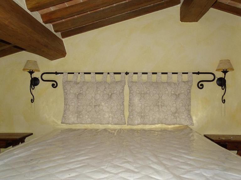 Testiera letto in ferro battuto - Valmeccanica